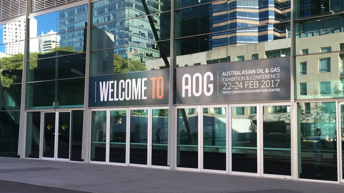 DirectMountSystem - AOG Exhibition 2017: The Future Is Coming Fast.